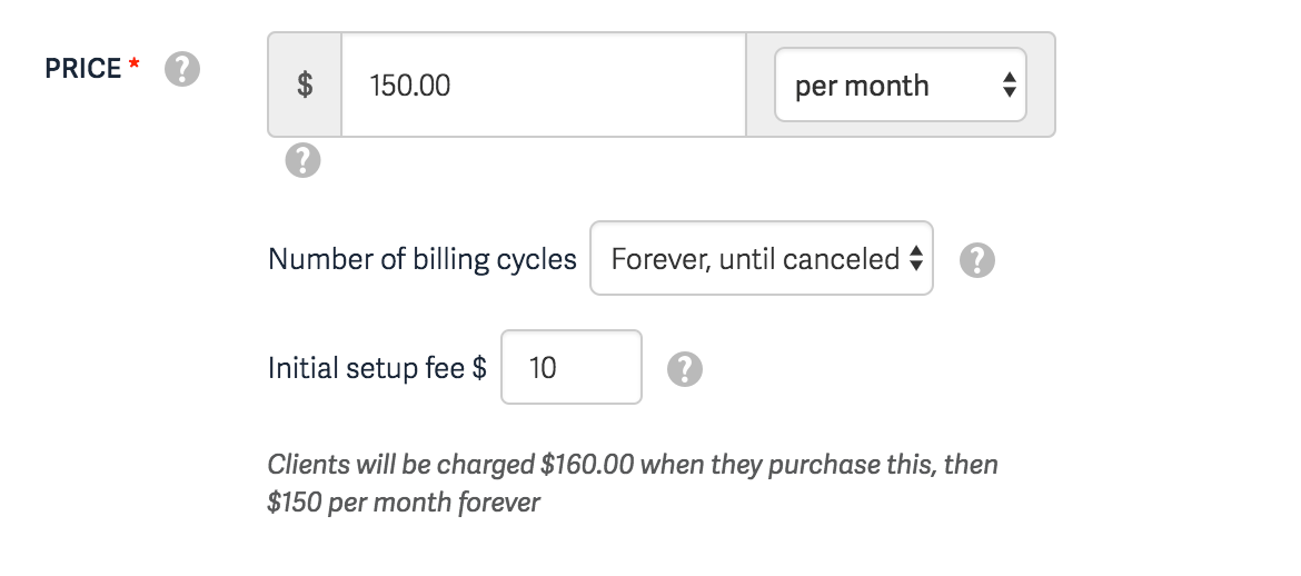 subscriptions acuity scheduling